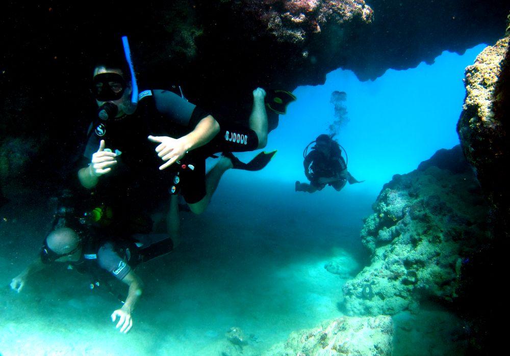 Diving In Samoa With Dive Savaii Tanoa Tusitala Hotel